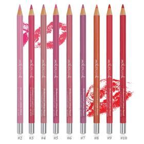 Chì Kẻ Môi Chì Kẻ Môi MIKAVONK Professional Lipliner Pencil - 8809534341731