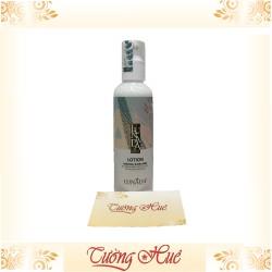 Sữa dưỡng ẩm, trắng da mặt hương nước hoa Pháp Lunada Natural & Organic Lotion - 180ml