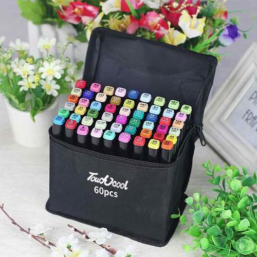 Bộ bút marker touch cool 30-40 màu và 36 màu da túi vải - 17907028 , 22428980 , 15_22428980 , 255000 , Bo-but-marker-touch-cool-30-40-mau-va-36-mau-da-tui-vai-15_22428980 , sendo.vn , Bộ bút marker touch cool 30-40 màu và 36 màu da túi vải