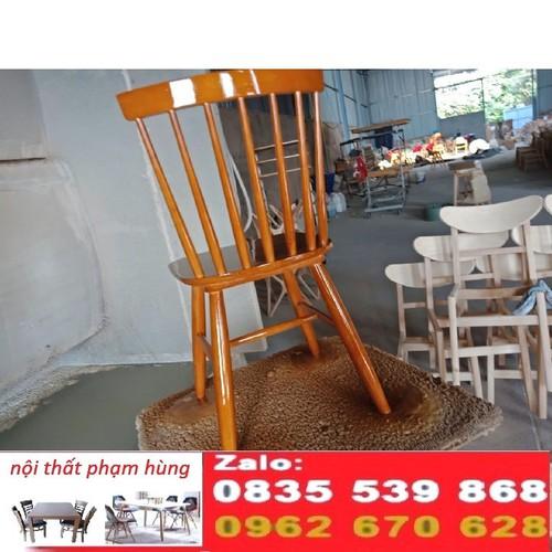 Bàn ghế cafe nhà hàng quán ăn