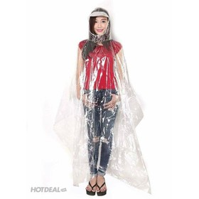 áo mưa trong suốt - 0221