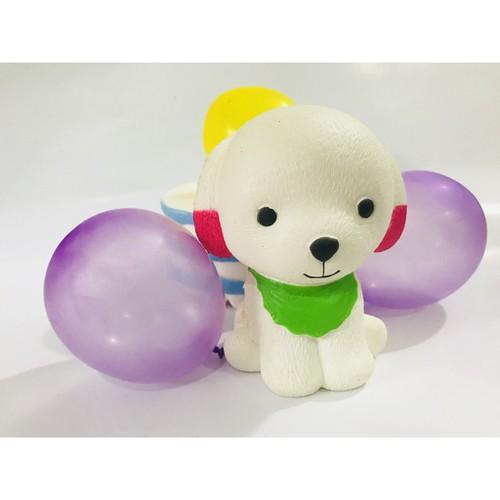 Squishy chú chó trắng ngồi tạo dáng dễ thương bb - 17557067 , 22436768 , 15_22436768 , 58000 , Squishy-chu-cho-trang-ngoi-tao-dang-de-thuong-bb-15_22436768 , sendo.vn , Squishy chú chó trắng ngồi tạo dáng dễ thương bb