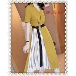 Đầm Nữ Mẫu Mới GIKO 09