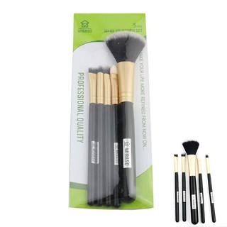 Cọ trang điểm cọ trang điểm - Bộ Cọ Trang Điểm 5 Cây - Miraso Make Up Brush Set 5Pcs - 8936070174179 thumbnail