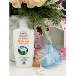 [SIÊU SALE] [CHÍNH HÃNG] Sữa tắm Dê White Care + Tặng Bông Tắm