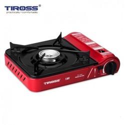 Bếp gas du lịch Tiross TS262 Đỏ