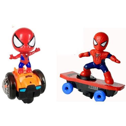 Combo 2 đồ chơi người nhện xe thăng bằng và ván trượt xoay 360 độ phát nhạc mã sp oj3410 - 18155973 , 22796830 , 15_22796830 , 215000 , Combo-2-do-choi-nguoi-nhen-xe-thang-bang-va-van-truot-xoay-360-do-phat-nhac-ma-sp-oj3410-15_22796830 , sendo.vn , Combo 2 đồ chơi người nhện xe thăng bằng và ván trượt xoay 360 độ phát nhạc mã sp oj3410