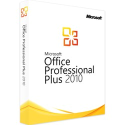 Microsoft Office 2010 Professional Plus for Windows
