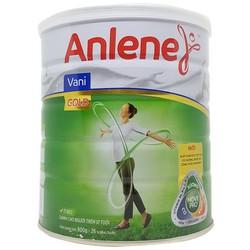 Sữa Anlene Vàng 800g dành cho người trên 40 tuổi