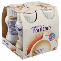 Lốc 4 chai x 125ml sữa FortiCare Nutricia dinh dưỡng chuyên biệt cho ung thư