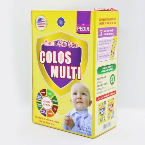 Mama sữa non colosmulti pedia hộp 352g