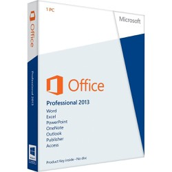 Microsoft Office Professional 2013 for Windows