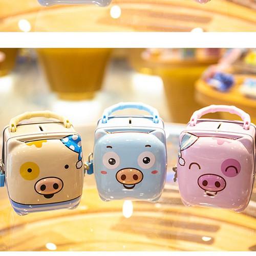 Lợn tiết kiệm cho bé yêu- heo xinh cho bé