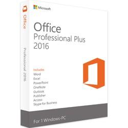 Microsoft Office Professional Plus 2016 for Windows