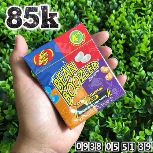 Kẹo siêu thơm thúi bb💫kẹo thối bean boozled 45g hộp bịch💫 dochoihay