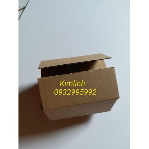Hộp size 10x8x8 - 200 hộp màu vàng