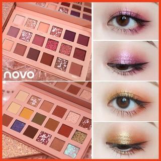 Bảng phấn mắt 18 màu mắt thương hiệu NOVO - SP0066 thumbnail