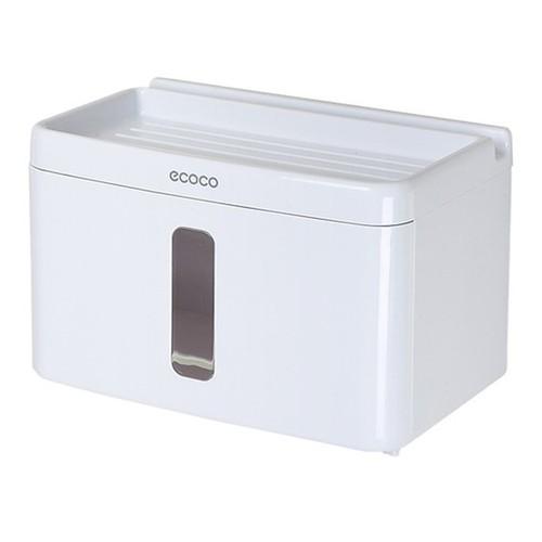 Hộp đựng giấy vệ sinh ecoco - hộp để đồ