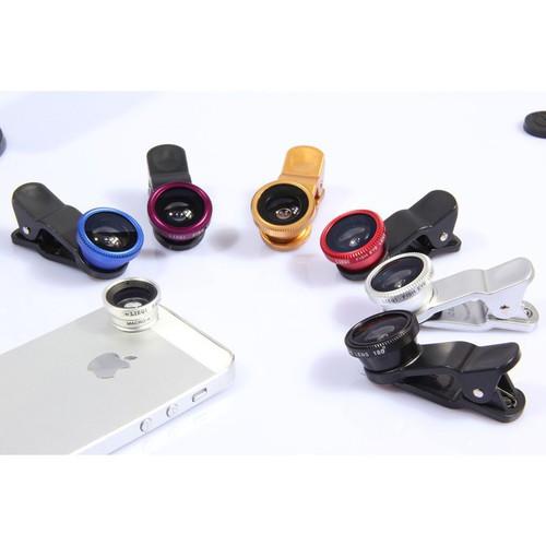 Ống lens camera điện thoại 3 in 1 giá rẻ chuyensibaic