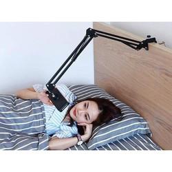 [Giao 3H HCM] Kẹp ipad đầu giường, giá kẹp điện thoại, máy tính bảng