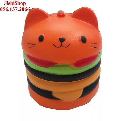 Màu đỏ squishy mèo hamburger dễ thương kiểu dáng bắt mắt cho trẻ - 17784403 , 23425416 , 15_23425416 , 48800 , Mau-do-squishy-meo-hamburger-de-thuong-kieu-dang-bat-mat-cho-tre-15_23425416 , sendo.vn , Màu đỏ squishy mèo hamburger dễ thương kiểu dáng bắt mắt cho trẻ