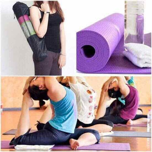 Thảm tập yoga hàng loại 1 - 17915672 , 22441866 , 15_22441866 , 100000 , Tham-tap-yoga-hang-loai-1-15_22441866 , sendo.vn , Thảm tập yoga hàng loại 1