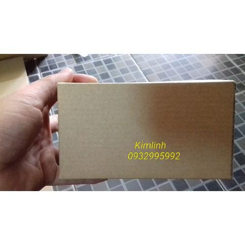 Hộp size 15x10x5 - 300 hộp carton màu vàng