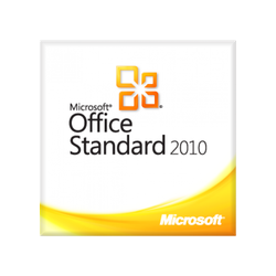 Microsoft Office 2010 Standard for Windows