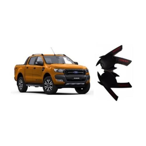 Bộ ốp hõm cửa xe ford ranger màu đen 2016-2019 - 19537183 , 22451635 , 15_22451635 , 290000 , Bo-op-hom-cua-xe-ford-ranger-mau-den-2016-2019-15_22451635 , sendo.vn , Bộ ốp hõm cửa xe ford ranger màu đen 2016-2019