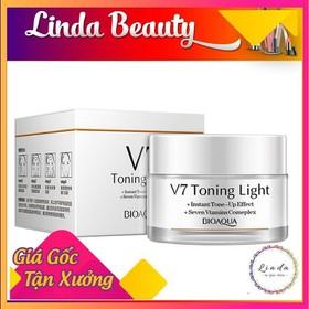 Kem V7 Toning Cream của BIOAQUA - Trắng Da