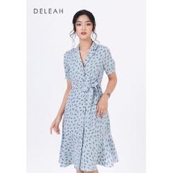 De Leah - Đầm Ôm A Đuôi Cá Đai Rời - Thời Trang Thiết Kế