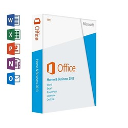 Microsoft Office 2013 Home and Business for Mac
