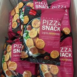 Snack Bánh Mỳ Nướng Pizza Samlip 120g Hàn Quốc - 8801068050592
