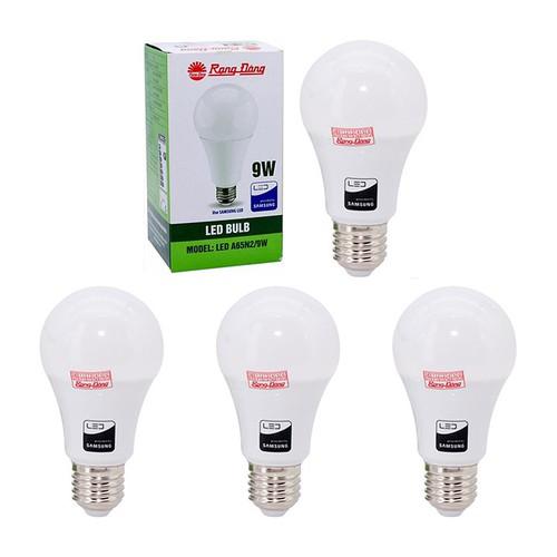 Combo 4 bóng đèn tròn led bulb 9w rạng đông - 20437522 , 23235408 , 15_23235408 , 225000 , Combo-4-bong-den-tron-led-bulb-9w-rang-dong-15_23235408 , sendo.vn , Combo 4 bóng đèn tròn led bulb 9w rạng đông