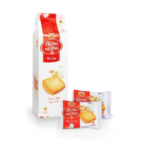 Bánh trứng nướng 162g bơ sữa - 20432379 , 23223753 , 15_23223753 , 35000 , Banh-trung-nuong-162g-bo-sua-15_23223753 , sendo.vn , Bánh trứng nướng 162g bơ sữa