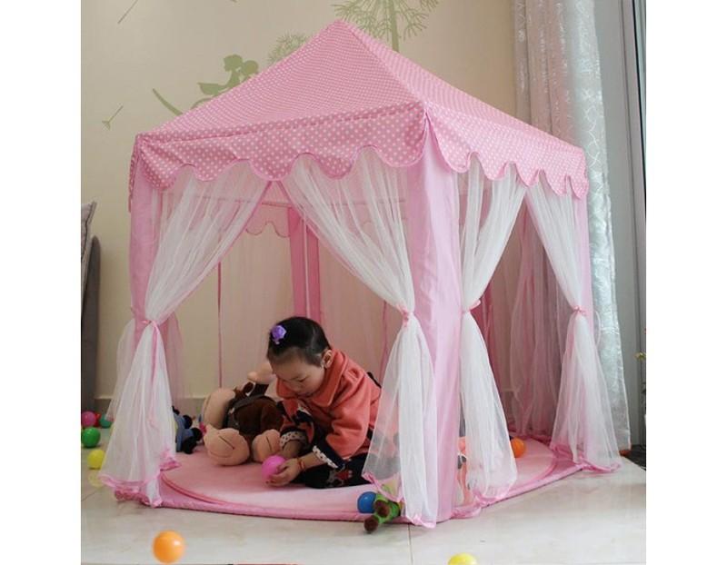 Lều cho bé - Lều chơi cho bé - Lều công chúa phong cách Hàn Quốc [ĐƯỢC KIỂM HÀNG] - SHOPBAN2634VN 6