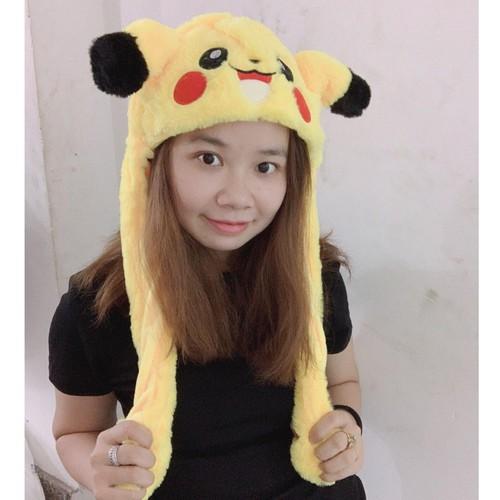 Mũ tai thỏ giật kpop-nón tai thỏ điều khiển-pikachu vàng - 20432241 , 23223591 , 15_23223591 , 150000 , Mu-tai-tho-giat-kpop-non-tai-tho-dieu-khien-pikachu-vang-15_23223591 , sendo.vn , Mũ tai thỏ giật kpop-nón tai thỏ điều khiển-pikachu vàng