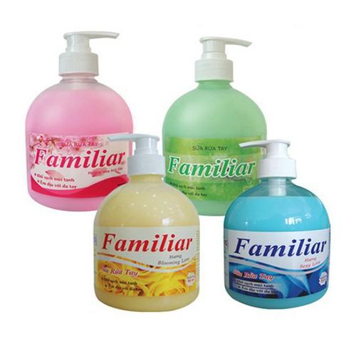 Combo 4 chai nước rửa tay familiar 500ml đủ mùi hương familiar - 19279244 , 24729557 , 15_24729557 , 124000 , Combo-4-chai-nuoc-rua-tay-familiar-500ml-du-mui-huong-familiar-15_24729557 , sendo.vn , Combo 4 chai nước rửa tay familiar 500ml đủ mùi hương familiar