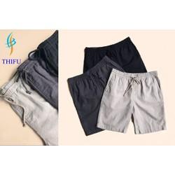 quần shorts chất đũi - quần shorts chất đũi