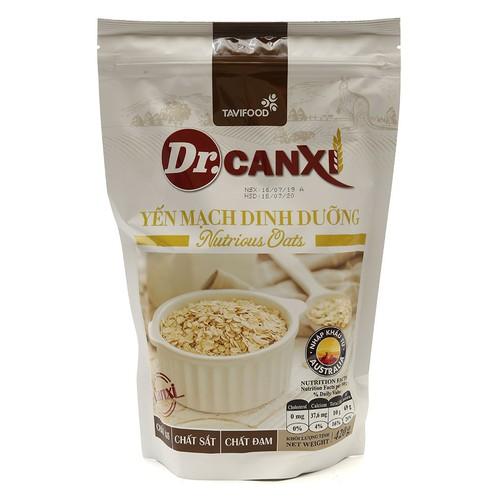 Yến mạch dinh dưỡng dr.canxi tavifood gói 420g - 17567335 , 23233781 , 15_23233781 , 82500 , Yen-mach-dinh-duong-dr.canxi-tavifood-goi-420g-15_23233781 , sendo.vn , Yến mạch dinh dưỡng dr.canxi tavifood gói 420g