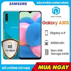 Điện thoại Samsung Galaxy A30s 64GB - Hàng chính hãng - Samsung Galaxy A30s 64GB