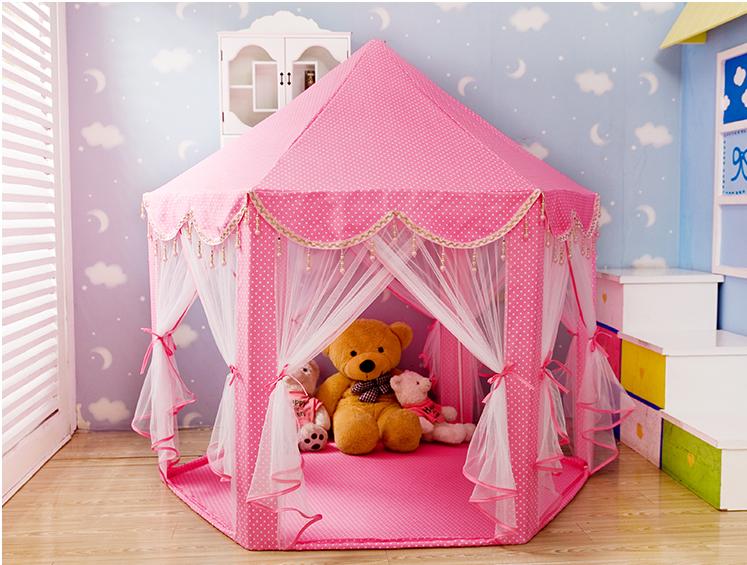 Lều cho bé - Lều chơi cho bé - Lều công chúa phong cách Hàn Quốc [ĐƯỢC KIỂM HÀNG] - SHOPBAN2634VN 12