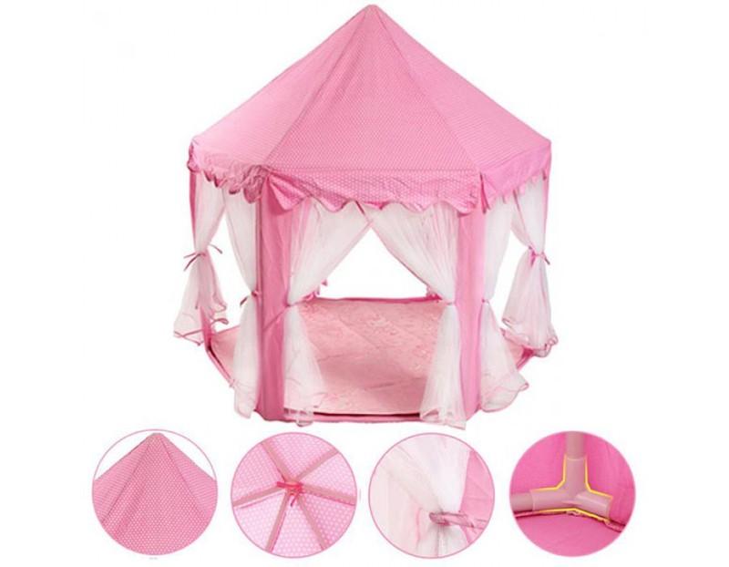 Lều cho bé - Lều chơi cho bé - Lều công chúa phong cách Hàn Quốc [ĐƯỢC KIỂM HÀNG] - SHOPBAN2634VN 3