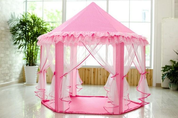 Lều cho bé - Lều chơi cho bé - Lều công chúa phong cách Hàn Quốc [ĐƯỢC KIỂM HÀNG] - SHOPBAN2634VN 14