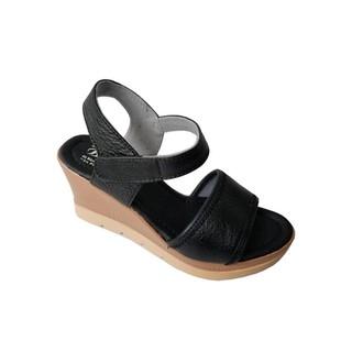 Giày Sandal Nữ Đế Xuồng BIGGBEN Da Bò Thật SĐX30 - SĐX30 thumbnail