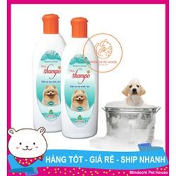 Sữa Tắm Diệt Ve Bọ Chét Rận Vimec Cho Chó Mèo 300ml