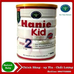 Sữa Bột Hanie Kid 2 900g