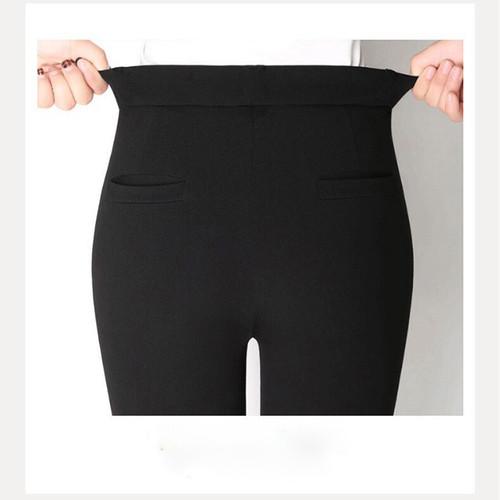 Quần legging nữ cạp cao