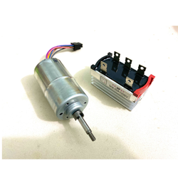 động cơ phát điện kèm chỉnh lưu 3 pha