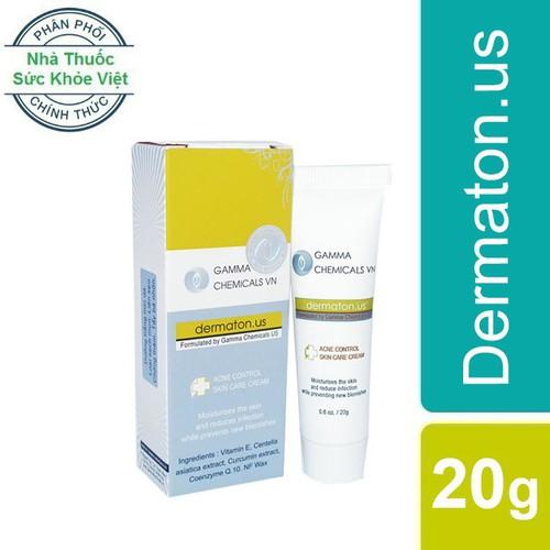 Kem trị mụn dưỡng da gamma dermaton.us 20g - 20603462 , 23519035 , 15_23519035 , 60000 , Kem-tri-mun-duong-da-gamma-dermaton.us-20g-15_23519035 , sendo.vn , Kem trị mụn dưỡng da gamma dermaton.us 20g
